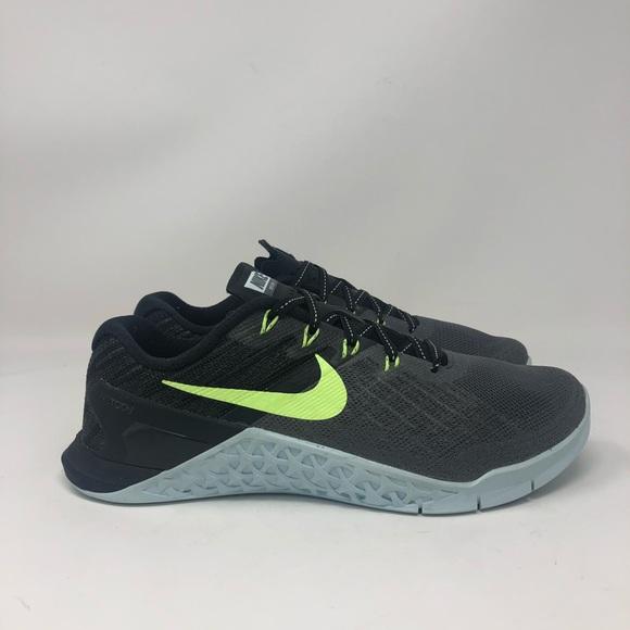 nike shoes womens metcon 3 crossfit trainers poshmark rh poshmark com